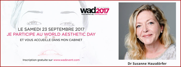 WAD2017 - WORLD AESTHETIC DAY 2017